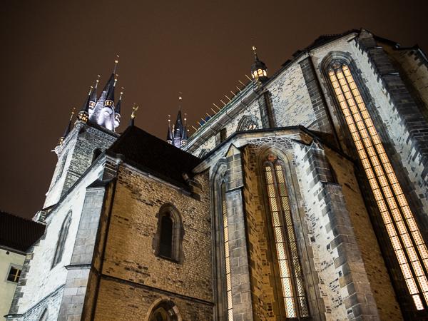 Kathedrale in Prag