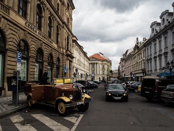Innenstadt von Prag
