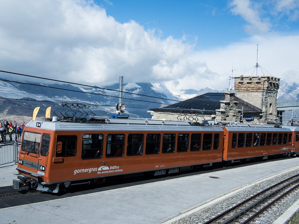 Gornergratbahn Zermatt