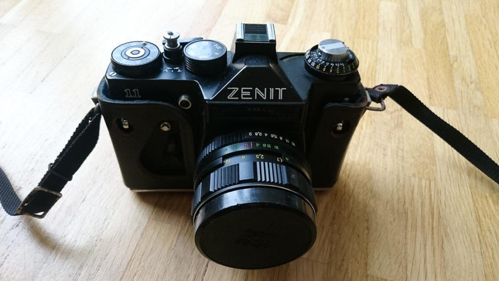Zenit Kamera